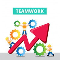 work-team-with-arrow_23-2147675115